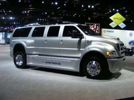 Ford F 650 Xuv Release Date Price And Specs