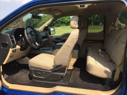 2015 ford f 150 xlt supercab 4x4 driving impressions. Black Bedroom Furniture Sets. Home Design Ideas