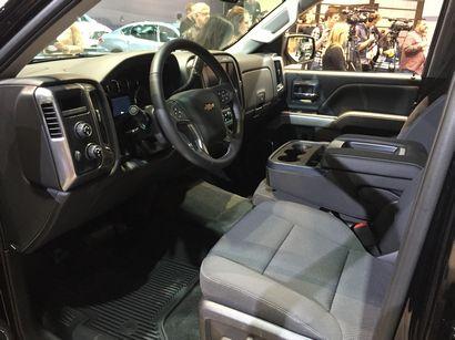 2015 Chevy Silverado Ss