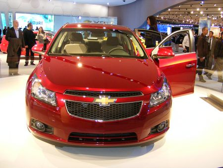Chevrolet Cruze on Fotosunu Goeruence Dedim Gercekte Bu Kadar Guezel De  Ildir Ama Cok