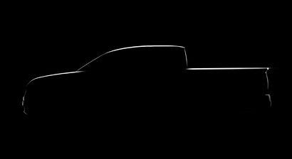 Honda Ridgeline teaser image