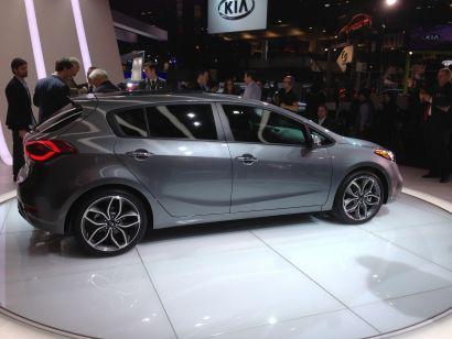 Turbo Charging 2014 Fortedoor Hatchback Shabby Paper