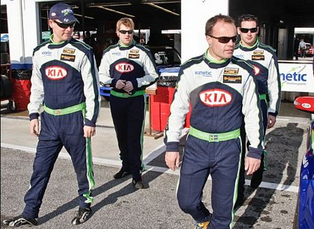 Sports Motorsports Auto Racing Speed Records on Kia Motors Motorsports Season Continues At Homestead Speedway