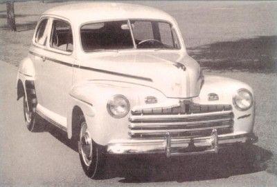 1946 Ford Tudor Sedan