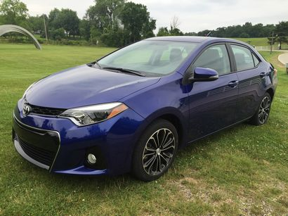 2015 toyota corolla s plus driving impressions. Black Bedroom Furniture Sets. Home Design Ideas