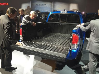 Are There Any Changes To The 2015 Tacoma | Autos Post