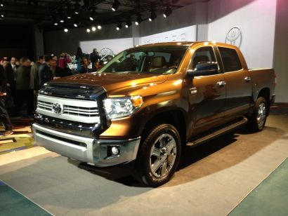 New 2014 Tundra Joins the Pickup Fight at CAS
