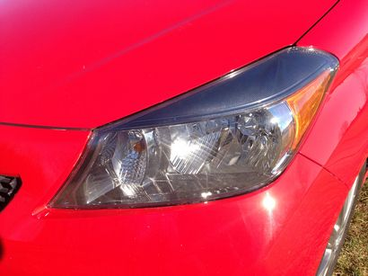 Toyota Yaris headlamps
