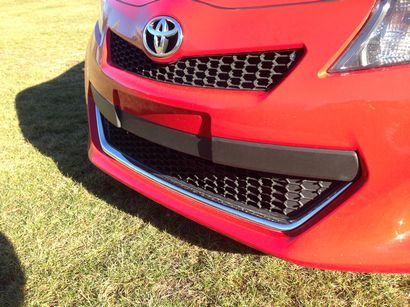 Yaris Front End