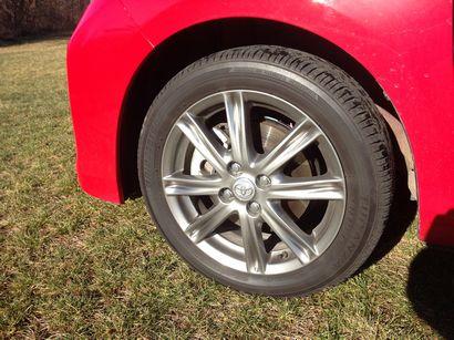 Toyota Yaris Tire