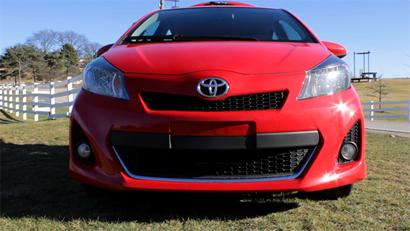 Toyota Yaris Pricing