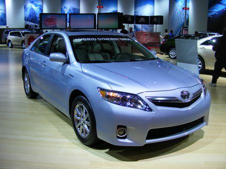 2010 Camry Hybrid