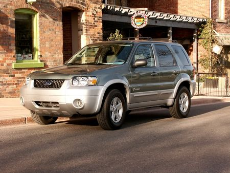 2005 ford escape re-creation