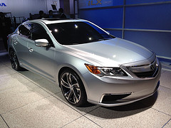 Acura ILX sedan concept
