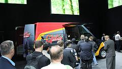 Nissan NV series Van