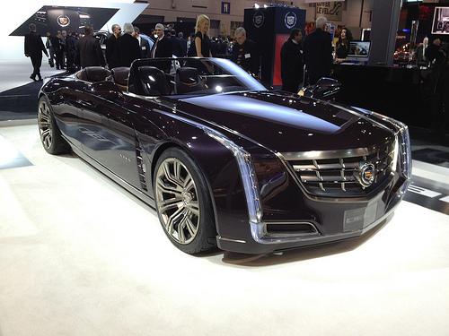 Cadillac Ciel Concept Car