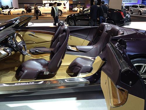 Cadillac Ciel Chicago Auto Show