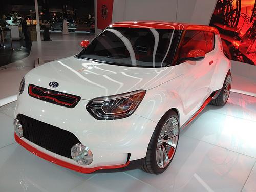 Kia Track'ster Concept Car