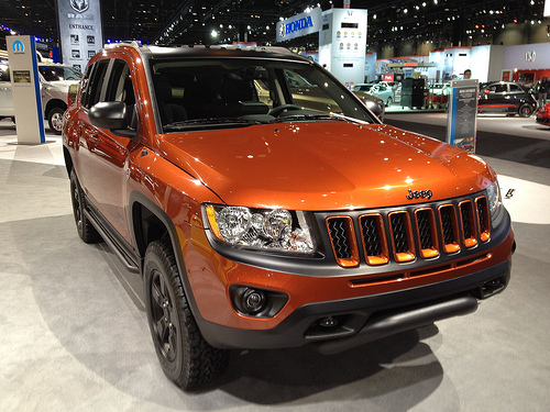 Mopar Jeep Compass True North