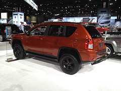Jeep Compass True North