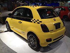 Mopar Fiat 500 - new cars under 15000