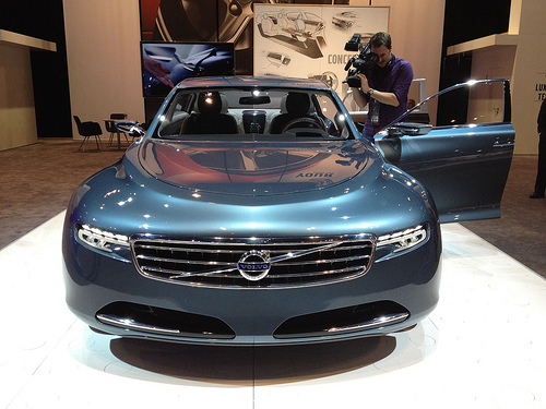 Volvo You Concept Car