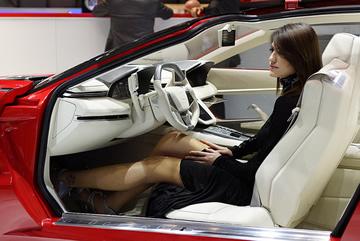 Brivido Girls - Geneva Auto Show