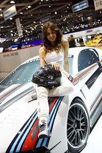 Giugiaro Girls - Geneva Auto Show