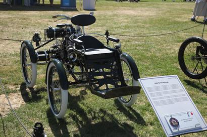 1899 Orient Autogo Trike