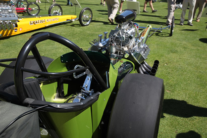 1964 Logghe Dragster